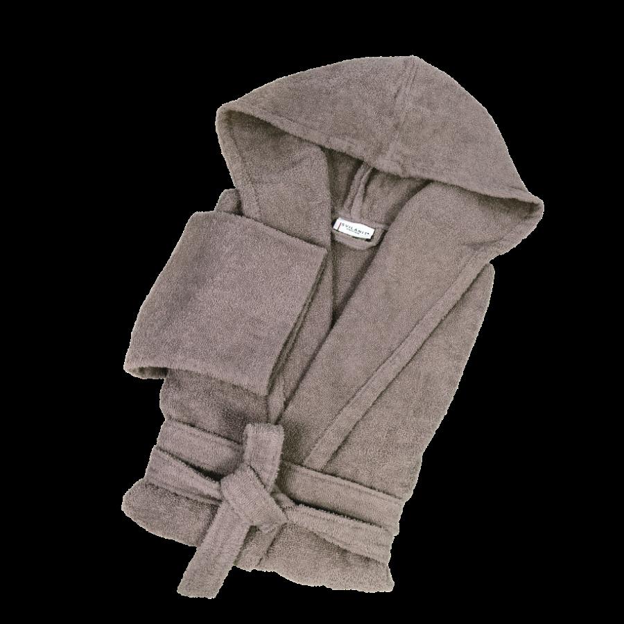 Kopalni plašč Svilanit Timeless - peščeno rjava