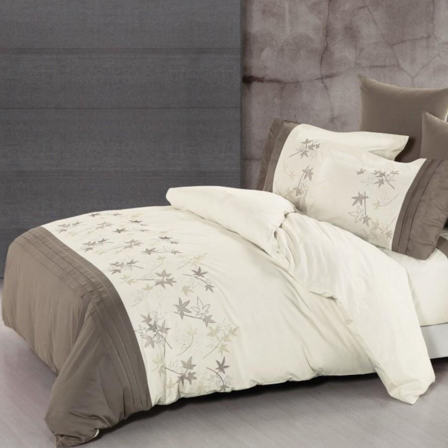 Bombažno-satenasta posteljnina Astrid