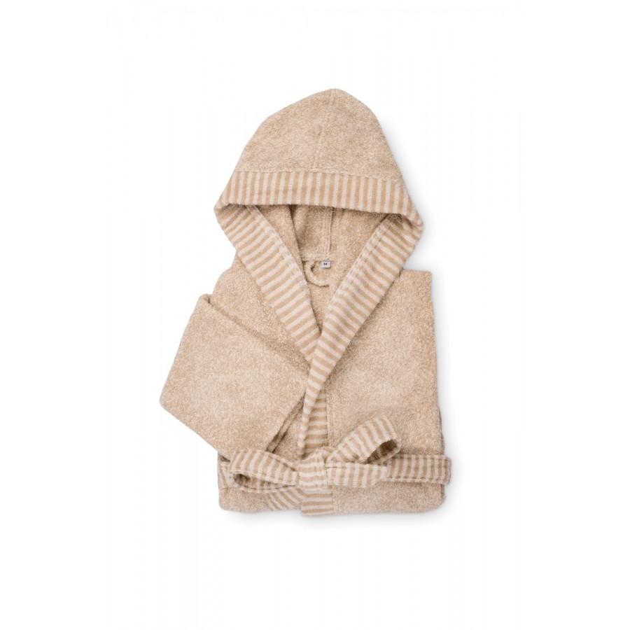 Otroški kopalni plašč s kapuco Svilanit Relax