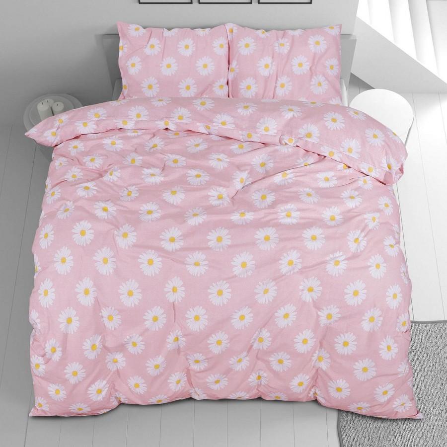Bombažna posteljnina Svilanit Daisy Dreams